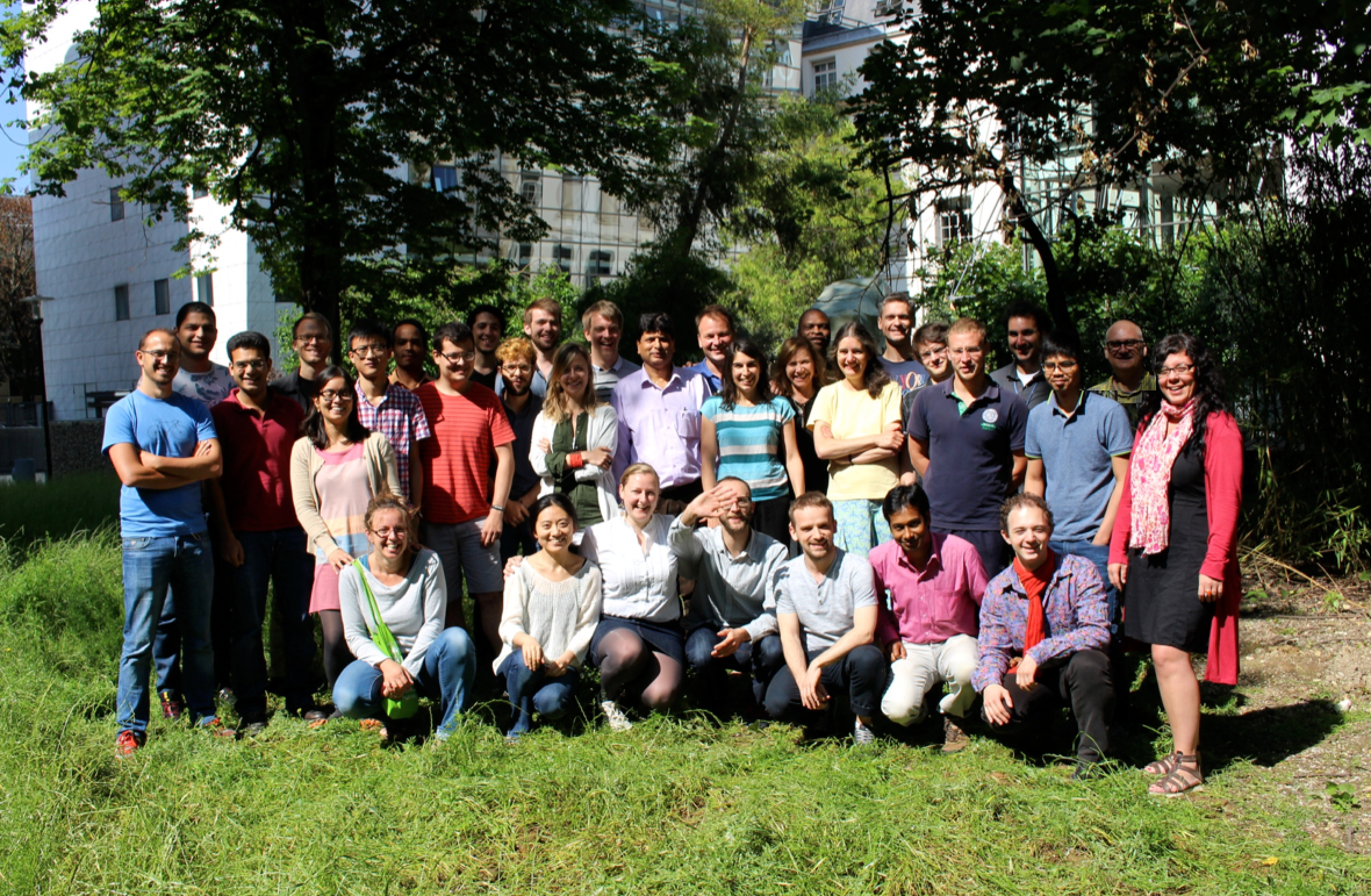 Photo Summer School Resilience Paris 2016, PSL-CERES